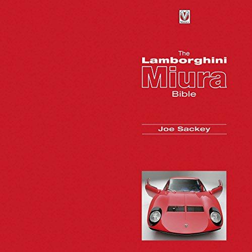 Lamborghini Miura Bible