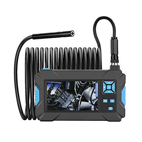 P30 Blau Hand Endoskope Industrie 4,3-Zoll-HD-1080p-Display-Bildschirm Borescope Endoskop (Size : 2m)