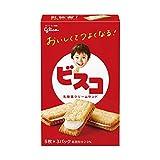 江崎グリコ ビスコ クリームサンド ビスケット 15枚 ×20個