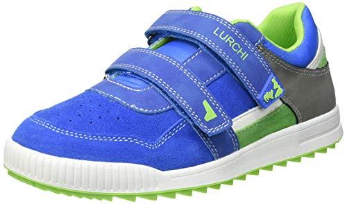 Lurchi Gero, Basket, Bleu Cobalt, 26 EU