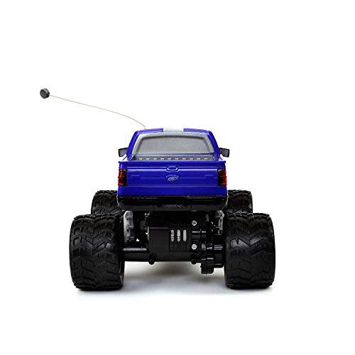 RC Auto kaufen Monstertruck Bild 2: Ford F-150 Bigfoot Monster Truck RC Ferngesteuerter Off-Road Geländewagen Fahrzeug, Jeep Truck Modell, Komplett-Set inkl. Fernbedienung*