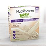 Nutrisystem® Turbo Classic Vanilla Probiotic Shake Mix, 20 ct