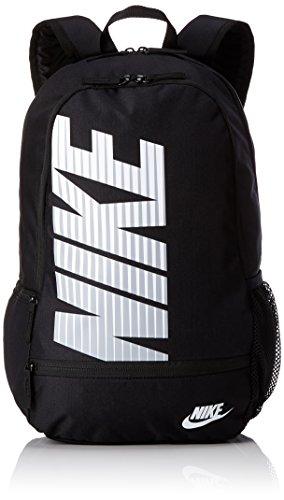 Nike Unisex Daypack Classic North, BA4863, Black/White, 50 x 25 x 5 cm, 22 Liter