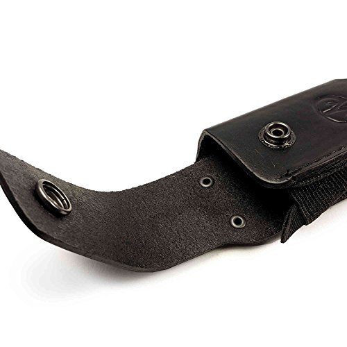 Leatherman 939906 Premium Leather Box Sheath for Leatherman Wave Multi-Tools