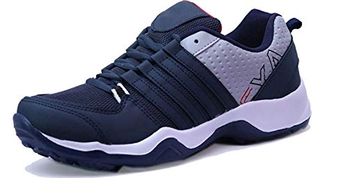 Ethics Perfect (CLYMB) Ultra Lite Sport Shoes for Men (10 UK/India) Navy Blue