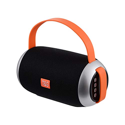 Super-Portable Bluetooth Speaker Wireless Stereo Loud Sound Rich Bass...