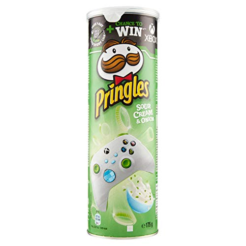 Pringles Pringles Sour Cream & Onion, 175g