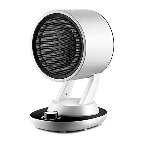XIANGAI Calefactor Pequeños electrodomésticos 1500W Mini Ventilador del Calentador de cerámica, Calentador de Espacio con cerámica de Calor rápida, portátil eléctrica.