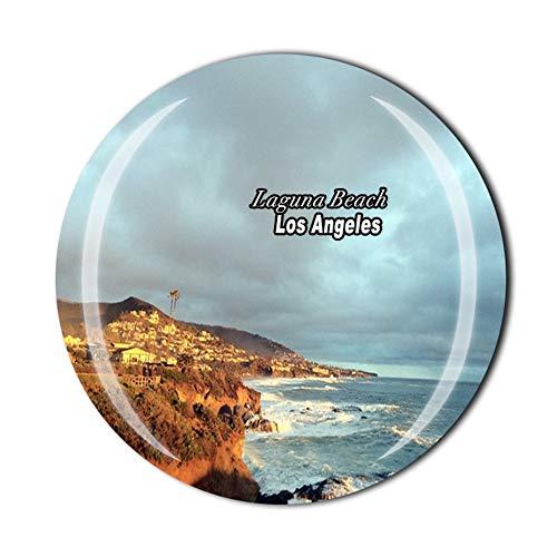 Laguna Beach Los Angeles California USA Aimant de réfrigérateur souvenir souvenir de réfrigérateur