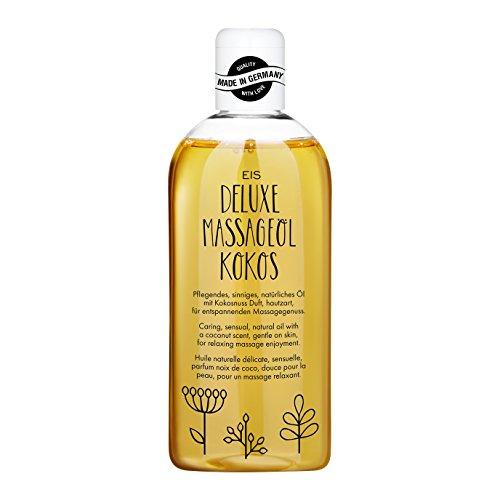 Deluxe Massageöl von EIS, Erotisches Massage Öl, Kokos Aroma,...