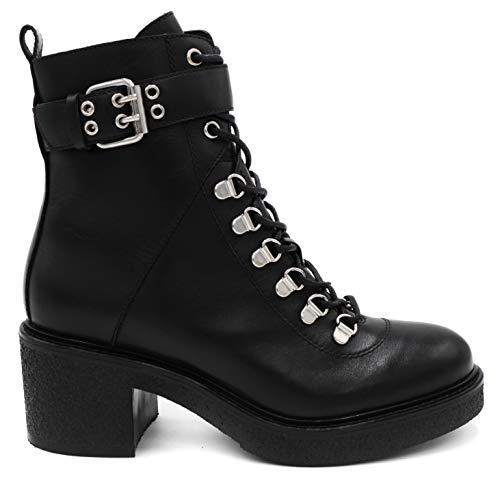 Janet Sport 0002249 - Botas para mujer, color negro Negro Size: 40...