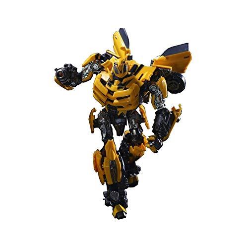 ghjkl Juguêtês Dê Trànsfōrmêrs, Transformación Toys Robot Optimus Modelo DE AUTÍCULO DE AUTÍCULO DE Coches DEFORMADO Figura de acción para niños Educación Juguetes Regalo