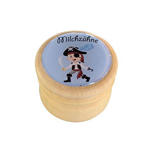 Gico Milchzahndose aus Holz - Pirat