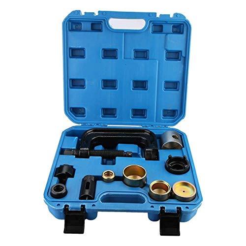 Herramienta de extracción de Juntas de rótula de Coche, Kit de Herramientas de reparación Profesional de Prensa de Coche de Acero al Carbono Resistente y Duradero para Mercedes-Benz W220 W211 W163 W1