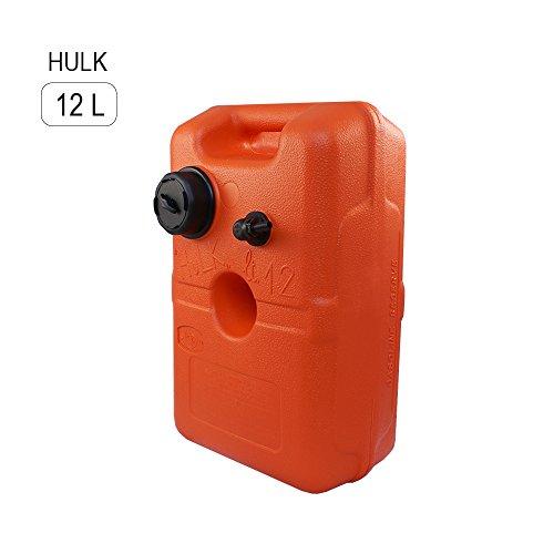 Nuova Rade Muy útil Tanque de Combustible Hulk en Volumen 12, 22 e 30 l, Polietileno HDPE, con la certificación de Rina