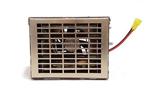 DC Thermal SA24-2500 24 VOLT 600 WATT 10020 BTU BRUSHLESS CAB HEATER