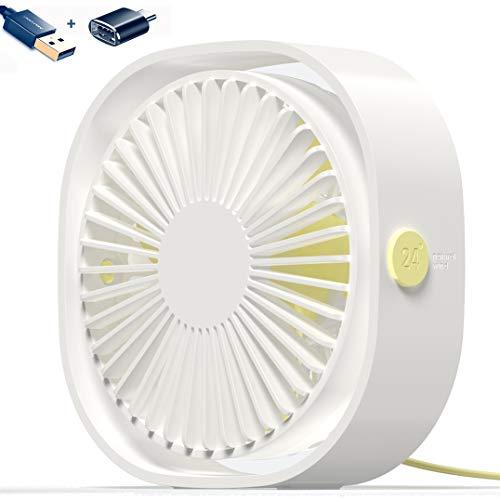mini 4 inch fan - 8