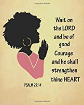 Best wait on the lord be of good courage Reviews
