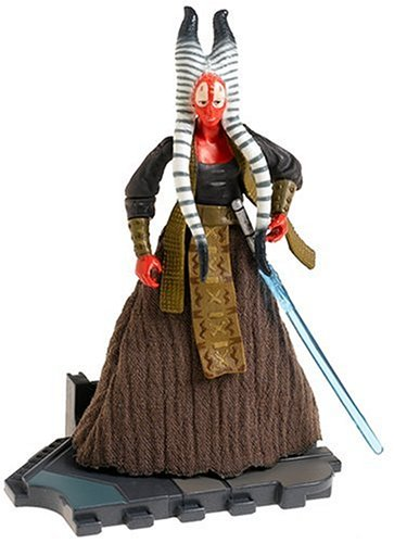 Hasbro 85290 - Star Wars: Shaak Ti Jedi Master No.21 - Revenge of the Sith Collection
