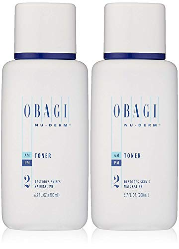 Obagi Medical Nu-Derm Toner 6.7 OZ Pack of 2