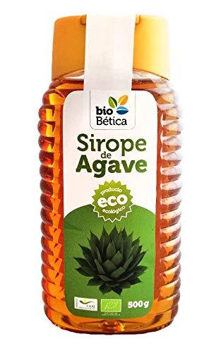 BIOBÉTICA - SIROPE DE AGAVE BIO - 500 Gramos
