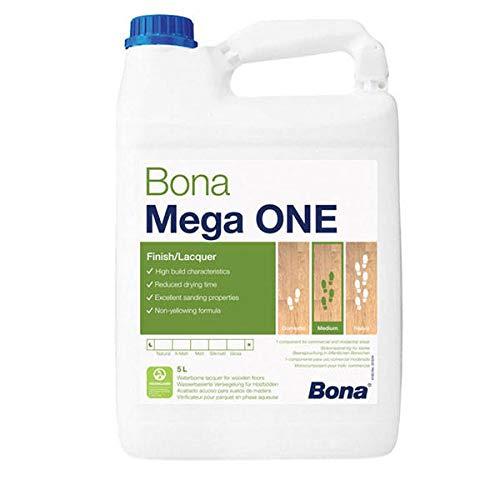 Bona Mega One halbmatt/silkmatt Parkettlack 5 Liter