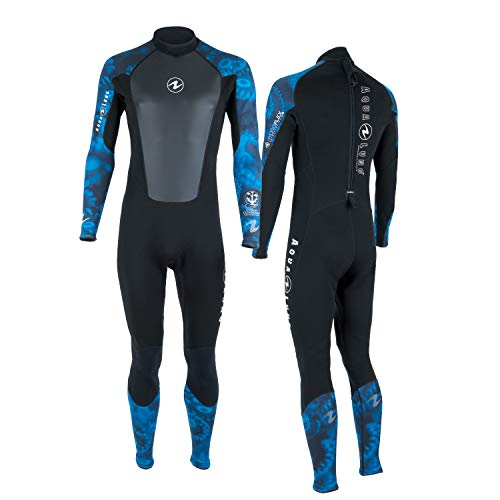 Aqualung Hydroflex 3 mm Men's Diving Suit, Size: ML