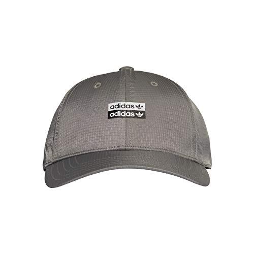 adidas - Ryv Bball Cap, Gorro Unisex – Adulto, Unisex Adulto, Gorro, GN2281, ch Solid Grey, M