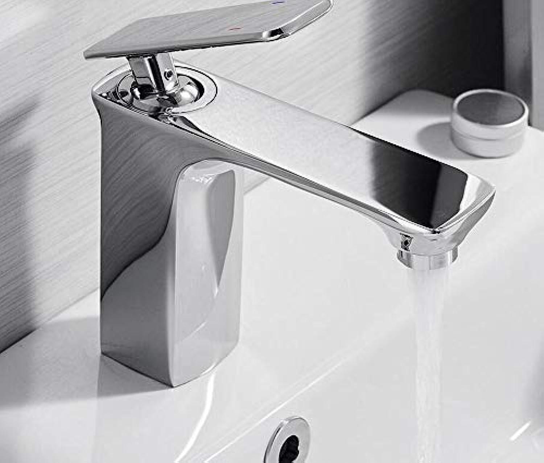 Wasserhahn Küchenarmatur Becken Wasserhahn Waschbecken Wasserhahn Chrom Wasserhhne Becken Wasserhahn Mischer Einhandloch Deck Waschen Hei Kalt Mischbatterie Kran