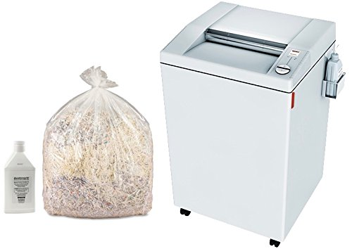 Buy Discount MBM DESTROYIT 4005 STRIP CUT SHREDDER WITH SHREDDER BAGS AND OIL (Shredder with Bags an...