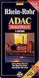 ADAC FreizeitKarte, Bl.13, Rhein-Ruhr (ADAC Freizeitkarten) -