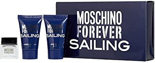 MOSCHINO FOREVER SAILING TRAVEL GIFT SET FOR MEN