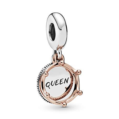 Pandora Jewelry Queen and Regal Crown Dangle Pandora Rose Charm
