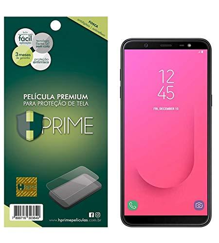 Pelicula Hprime Fosca para Samsung Galaxy J8, Hprime, Película Protetora de Tela para Celular, Transparente