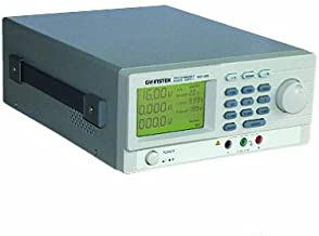 GW Instek PSP-405 LCD Display Programmable Switching DC Power Supply, 0-40 Volts, 0-5 Amps, 200W