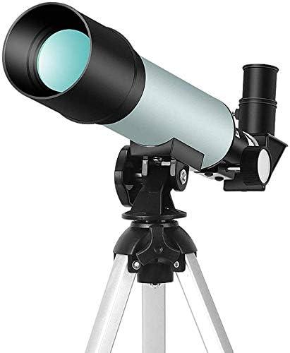 Lloow 50 mm Tulsa Mall HD Astronomical Ranking TOP15 Powe Definition High Telescope