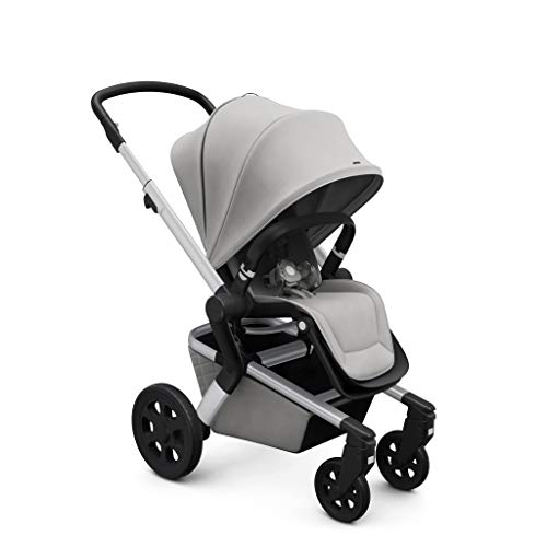 Buy Discount Joolz Hub Complete Stroller - Stunning Silver