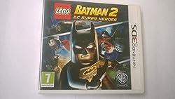 Lego Batman 2 DC Super Heroes Nintendo 3DS game