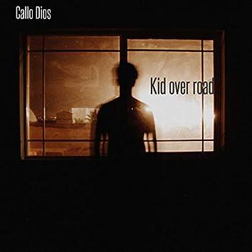 Kid Over Road