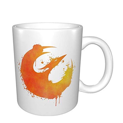 Sabine Wren'S Starbird - Tazas de porcelana para café, té, cacao y tazas de cerámica de 325 ml