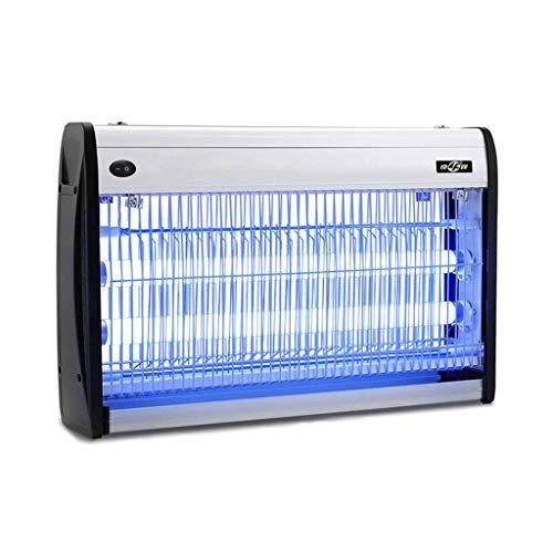 Baibao -Mosquito Lámpara eléctrica contra mosquitos, Bug Zapper ndash; para interiores, mosquitos, insectos, moscas y otros parásitos, rejilla 2 W/3 W/4 W con bombillas LED UVA