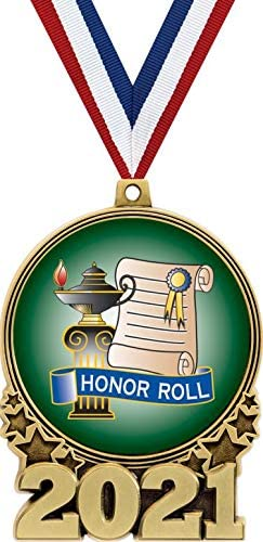Crown Awards Honor Medal Gold Roll Al Denver Mall sold out.