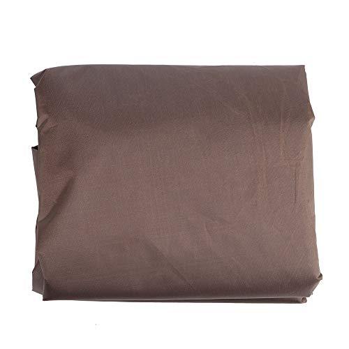 Bicaquu wasserdichte, leicht zu reinigende, regensichere Schaukelabdeckung, UV-Schutz, Anti-UV-Schaukelabdeckung, staubdicht für den Garten im Freien
