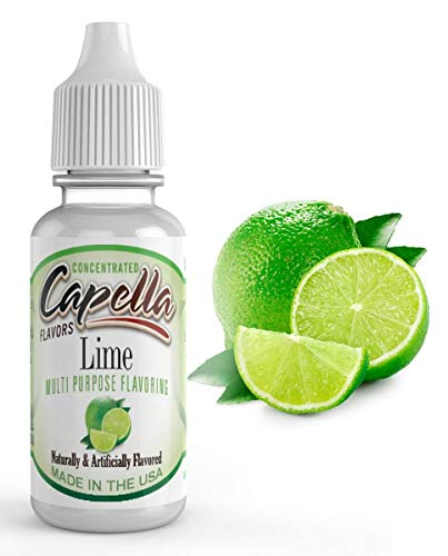 Capella Flavor Drops Lime Concentrate 13ml
