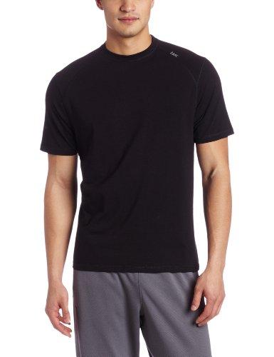 tasc Performance Herren T-shirt Carrollton, Schwarz, XL, T-M-110-001