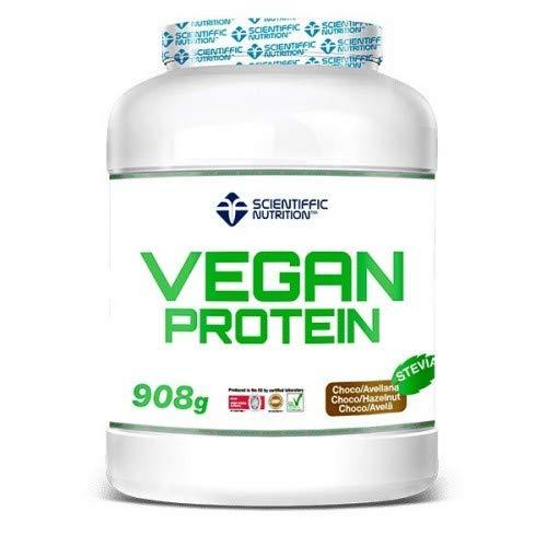 Vegan Protein 908g Choco-Avellana