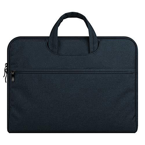 Laptop Notebooktasche, wasserdichte & verschleißfeste Laptop Hülle für 11-15,6 Zoll Laptops, Notebooks, Ultrabooks,Marine,15.6