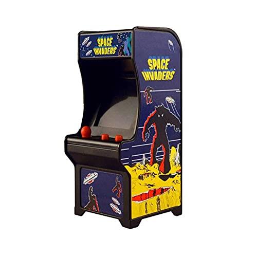 SUPER IMPULSE LIMITED-Tiny Arcade Space Invaders Llavero, multicolor, No aplica (0859421005213)