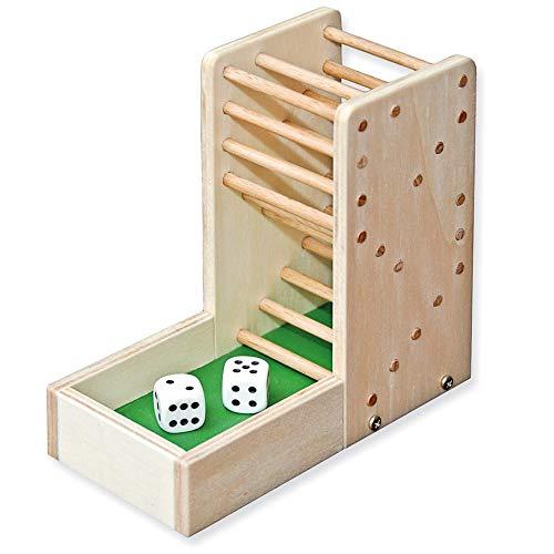 Matches21 - Torre de dados para juegos de dados para niños a partir de 11 años