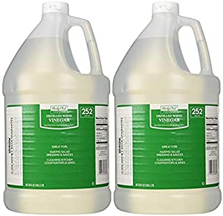 Daily Chef Distilled White Vinegar 2/1 gallon jugs (2 Pack) (4 PACK)